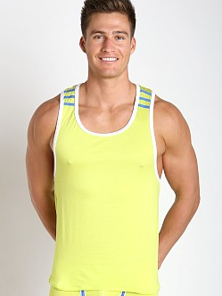Gregg Homme Hip-Notic Micromodal Tank Top Lime