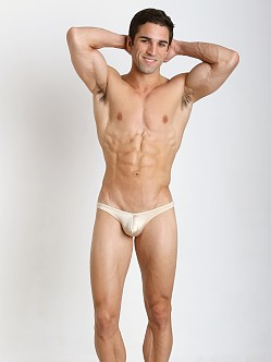 Cover Male Pouch Enhancing Thong Beige
