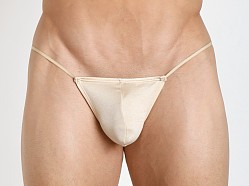 Cover Male G-String Beige