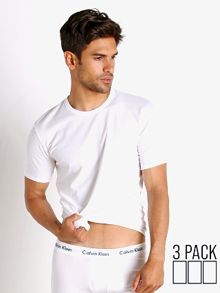 You may also like: Calvin Klein Cotton Stretch Wicking Crew Neck Shirt 3-Pack White