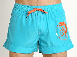Complete the look: Diesel Sandy Swim Shorts Turquoise