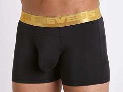 John Sievers California Gold Natural Pouch Boxer Briefs Black