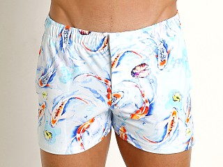 You may also like: LASC Malibu Swim Shorts White Koi