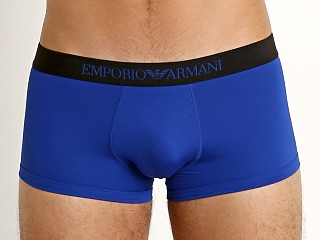 Emporio Armani Microfiber Trunk Electric Blue