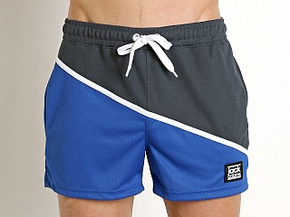 You may also like: Jack Adams Side Line Short Grey/Royal