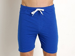 Jack Adams Yoga Gym Short Klein Blue
