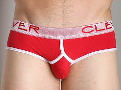 Clever Y Brief Red