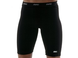 Bike Black Compression Shorts
