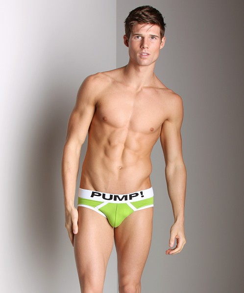 Pump! BrightLife Brief Green