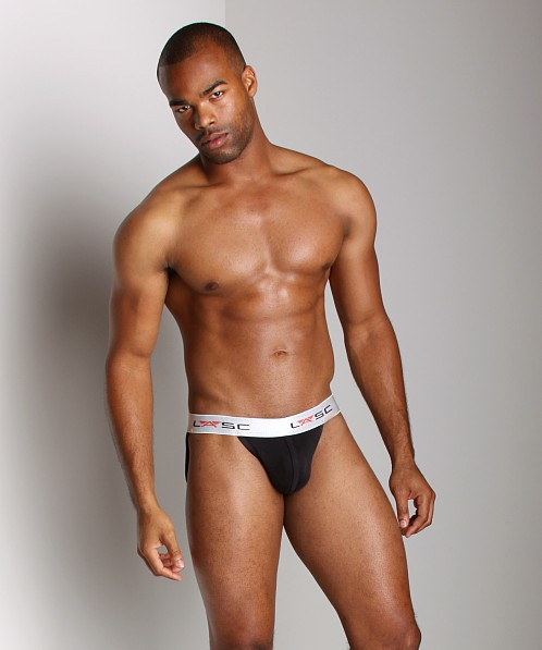 LASC Sport Brief Black
