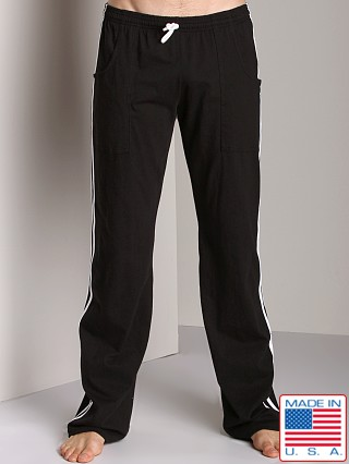 LASC Gym and Yoga Pant Black