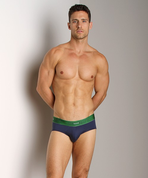 2xist Touch Ultra Contour Pouch Brief Sailor Navy