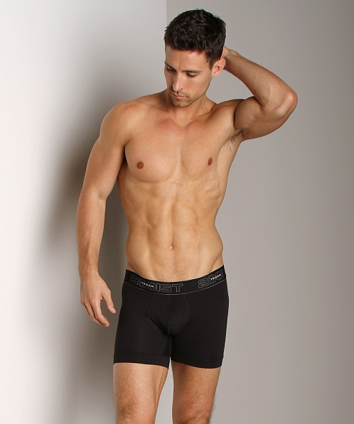 2xist Touch Ultra Contour Pouch Boxer Brief Black