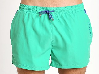 Hugo Boss Mooneye Swim Shorts Teal
