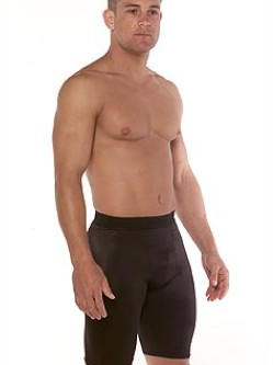 McDavid Deluxe Compression Shorts Black
