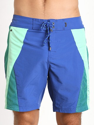 Complete the look: Hugo Boss Wedgefish Swim Blue