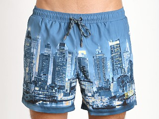 Hugo Boss Springfish Swim Shorts Skyline