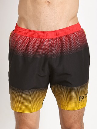 Hugo Boss Footballfish Swim Shorts Germany