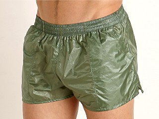 You may also like: Rick Majors Ripstop Wet Look Shorts Olive