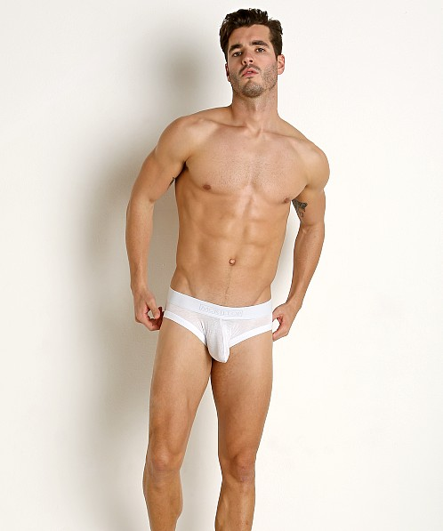 McKillop Hoist Bulge Modal Brief White