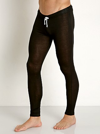 McKillop Sleek Sports and Lounge Modal Tights Black