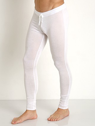 McKillop Sleek Sports and Lounge Modal Tights White