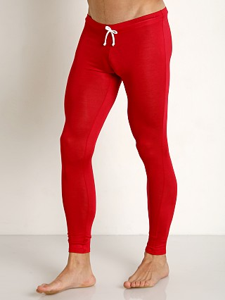 McKillop Sleek Sports and Lounge Modal Tights Red
