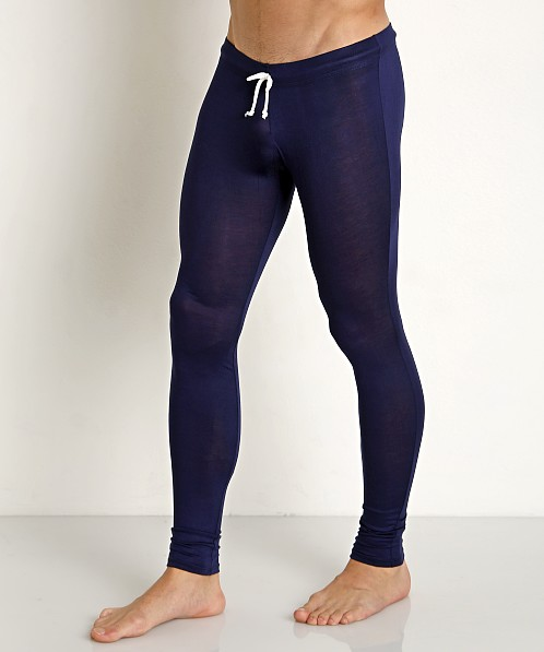 McKillop Sleek Sports and Lounge Modal Tights Navy