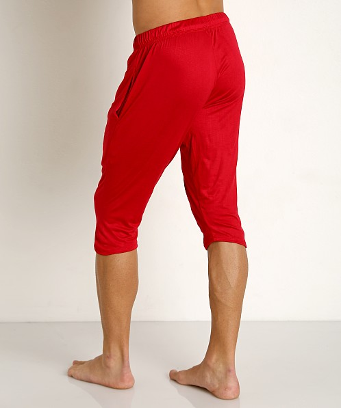 McKillop Modal Sliders Sports and Lounge Shorts Red