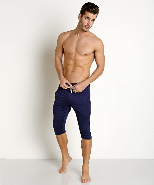 McKillop Modal Sliders Sports and Lounge Shorts Navy