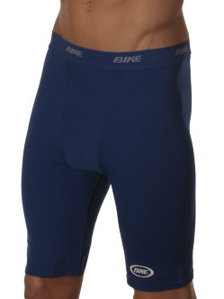 Bike Royal Blue Compression Shorts