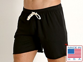 Go Softwear West Coast Vibe Warm-Up Short Black