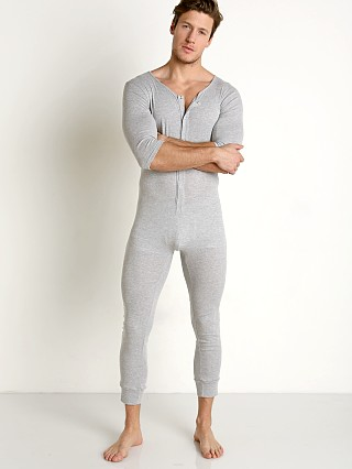 You may also like: Go Softwear West Coast Vibe Union Suit Heather Grey