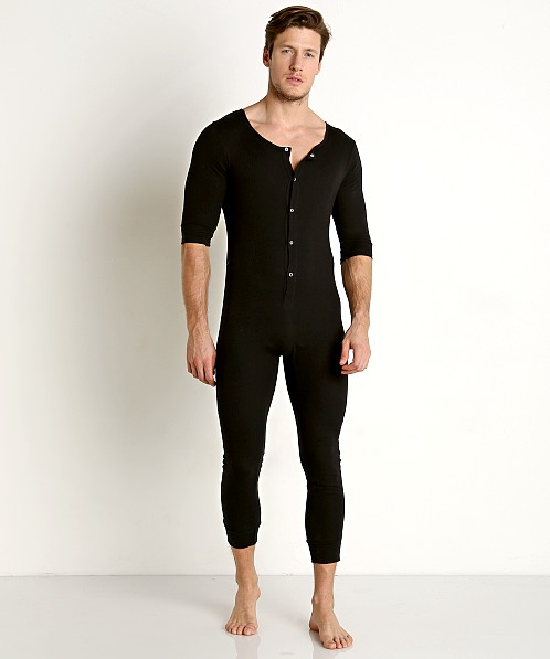 Go Softwear West Coast Vibe Union Suit Black