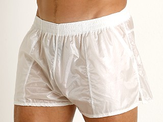 You may also like: Rick Majors Ripstop Wet Look Shorts White