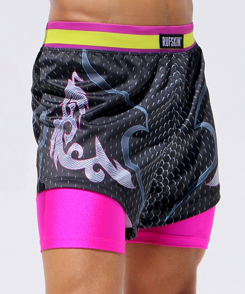 Rufskin Roundhouse UltraSport Shorts Multicolor