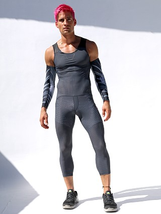Complete the look: Rufskin Magma UltraSport Perforated Bodysuit Grey