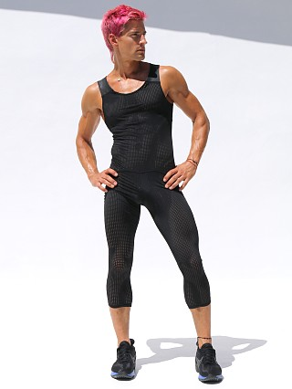 Complete the look: Rufskin Magma UltraSport Perforated Bodysuit Black