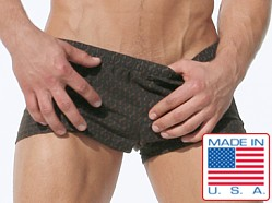 Rufskin Boyce Slim Fit Boxers Brown