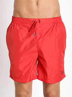 Hugo Boss Barracuda Swim Shorts Red