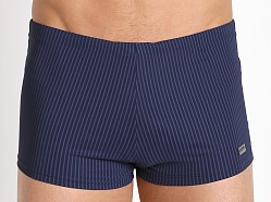Hugo Boss Tilefish Swim Trunk Navy