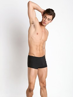 Hugo Boss Tilefish Swim Trunk Black