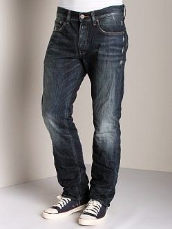 G-Star 3301 Straight Jeans Arizona Denim