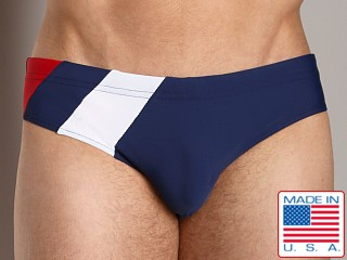 Go Softwear Starboard Swim Brief Navy
