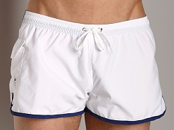 Go Softwear Shane Swim Boxer White