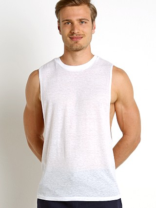 You may also like: LASC Deep Cut Out Tank White