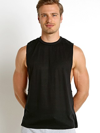 Complete the look: LASC Deep Cut Out Tank Black