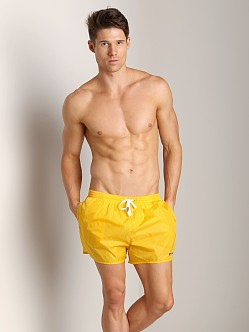 DSQUARED Swim Shorts Yellow