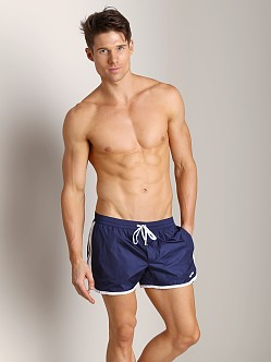 DSQUARED Runner Swim Shorts Blue