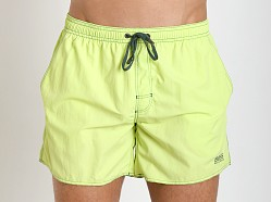 Hugo Boss Lobster Swim Shorts Lime